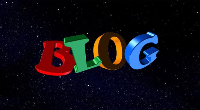 Warum ein Blog?
