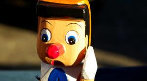 Ertappt - Pinocchio