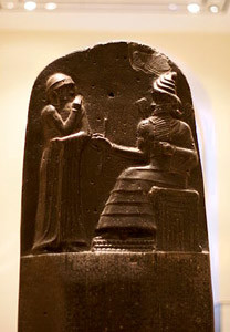 321px-Codex_Hammurapi_Stela_top