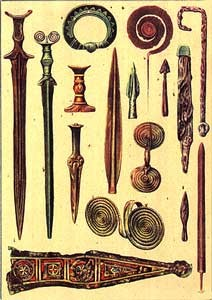Bronze_age_weapons_Romania