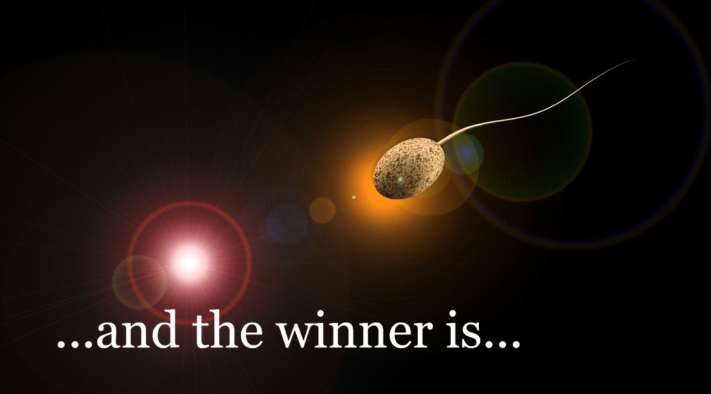 The winner is.. Spermium