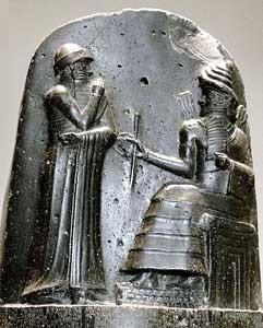 386px-P1050771_Louvre_code_Hammurabi_bas_relief_rwk