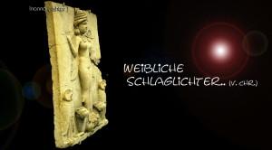 weibliche Schlaglichter Inanna
