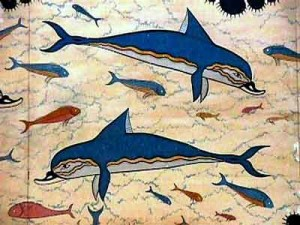 Knossos_dolfijnen