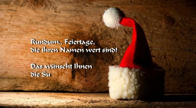 Zum Fest der Liebe 2015..