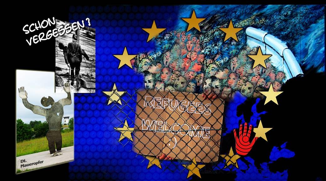 Europa: Willkommenskultur oder Abschottung