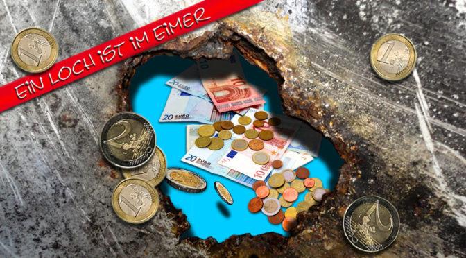 AfD-Programm Knackpunkt 5: Ein Loch ist im Eimer.. (Teil 8)
