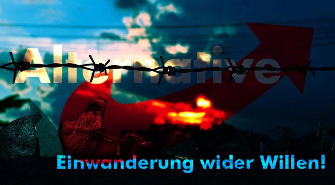 AfD-Programm Knackpunkt 7: Einwanderung wider Willen!