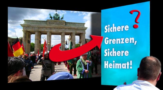 AfD-Programm Knackpunkt 9.1: Islam in Deutschland?