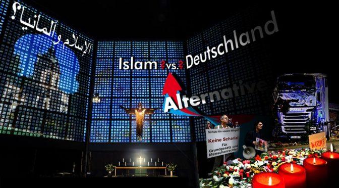AfD-Programm Knackpunkt 9.2: Islam in Deutschland?