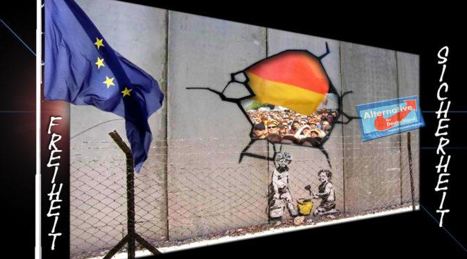 AfD-Programm Knackpunkt 10.1: Sicherheit & Rechtsstaat