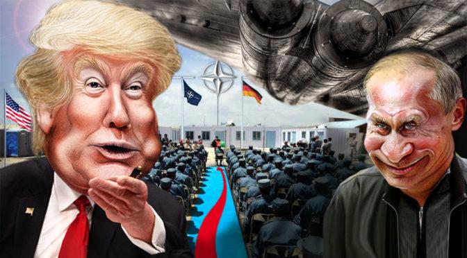 AfD-Programm Knackpunkt 10.4: Sicherheit im Bündnis